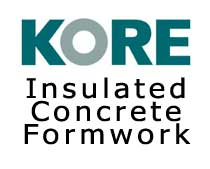 Kore Insulated Concrete Formwork